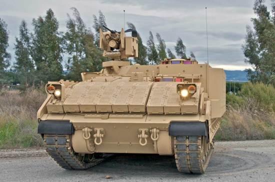 Armored Muitl-Purpose Vehicle (AMPV)
