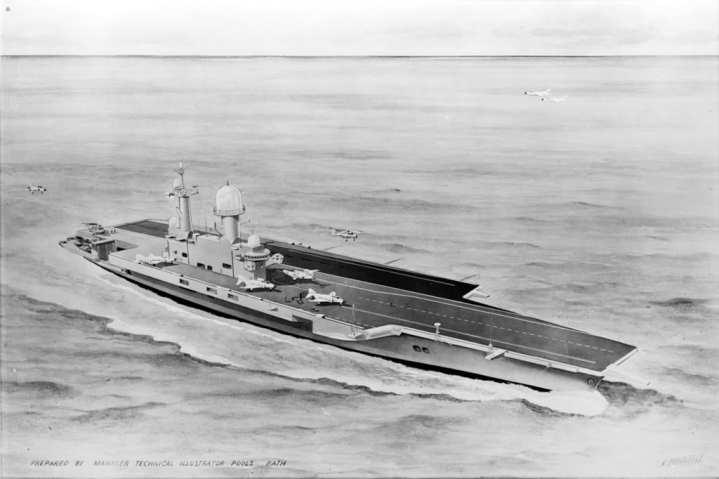 CVA-01 HMS Queen Elizabeth