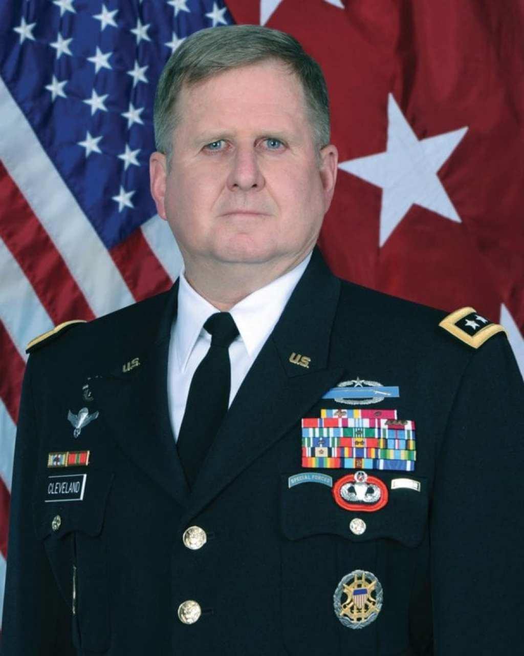 Lt. Gen. Charles Cleveland