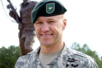 Brig. Gen. Darsie Rogers