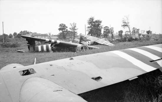 Horsa Gliders