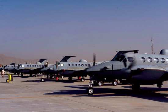 MC-12 Liberty Aircraft
