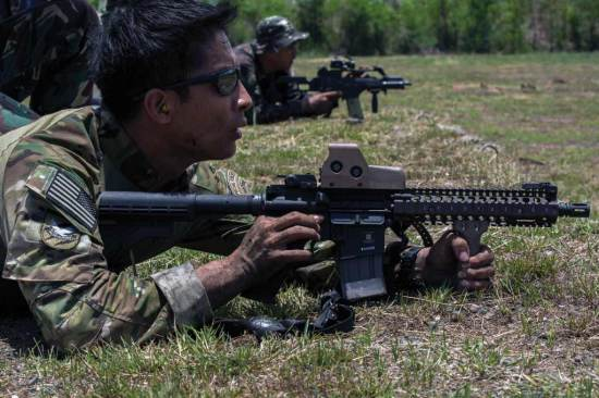 Special Operations Forces Challenge