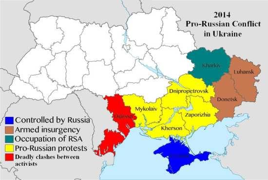 2014 Ukraine crisis