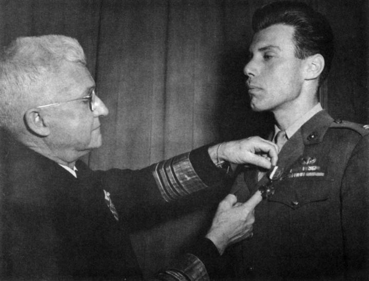 Capt Ortiz Navy Cross