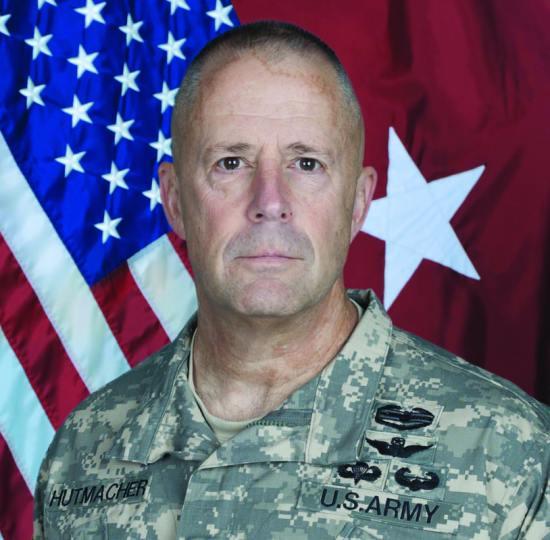Brig. Gen. Clayton M. Hutmacher. U.S. Army photo