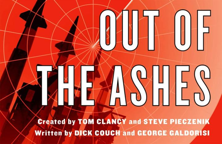 Out of the Ashes cover detail