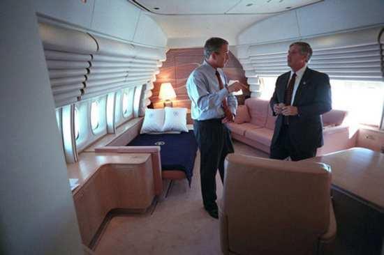 President George W. Bush 911