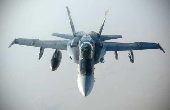 Hornet Inherent Resolve