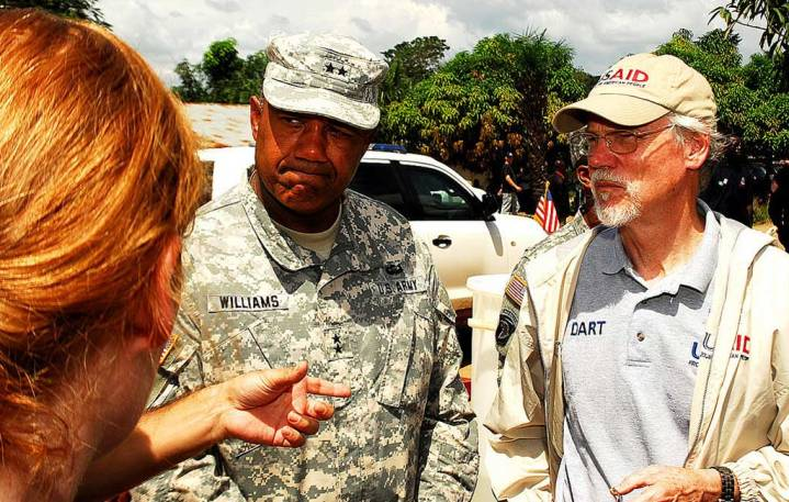 MG Williams Ebola