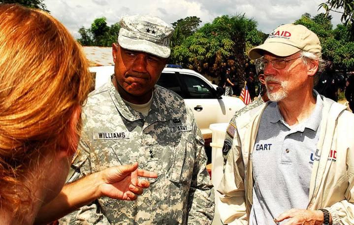 MG Williams Ebola