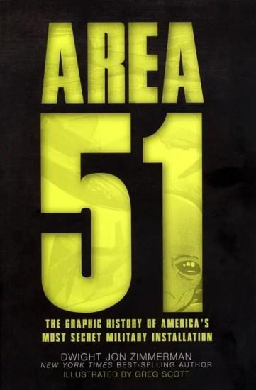 Area 51 cover
