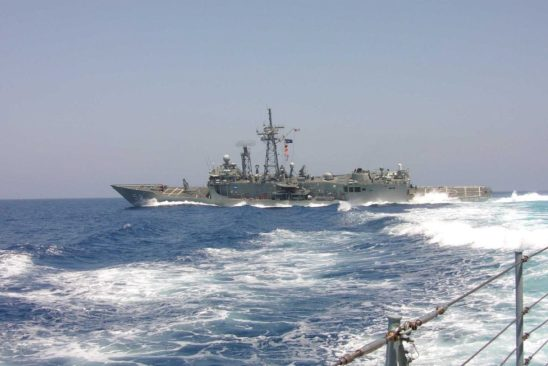 The Oliver Hazard Perry-class Frigates