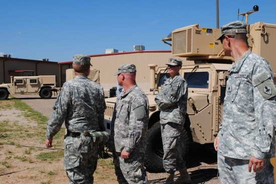 U.S. Army Intelligence software flexes some new capabilities during Enterprise Challenge