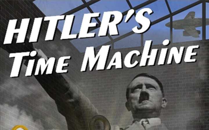 Hitler's Time Machine detail