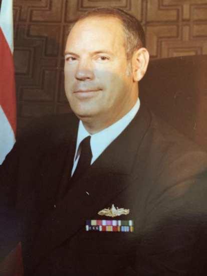 Lt. Cmdr. John N. McKay, USN