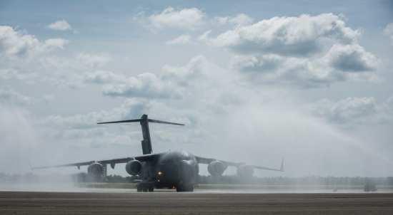 C-17-3M hours arrives