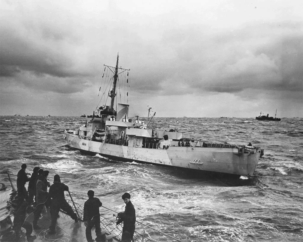USCGC Spencer WWII