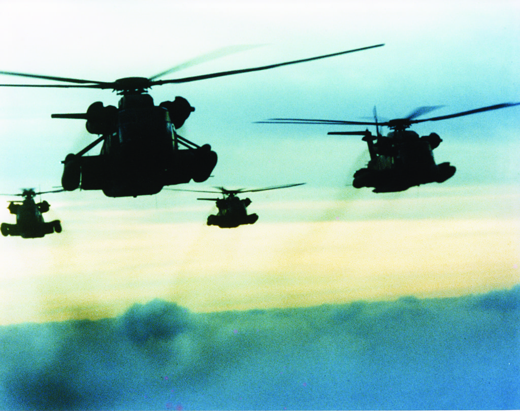 Pave Low Leaders