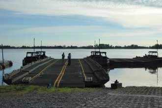 XM30 Bridge Erection Boat and IRB