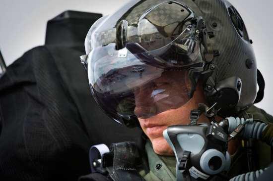 F-35A helmet