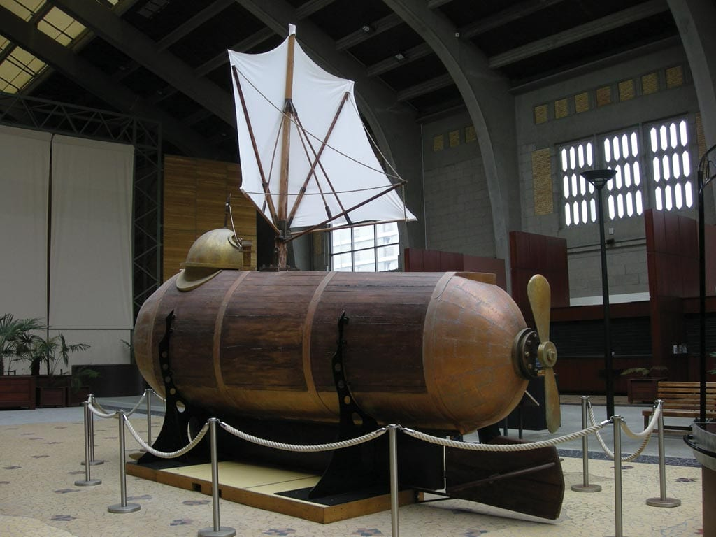 Fulton's Nautilus