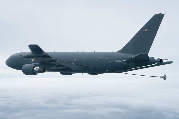 KC-46 WARP drogue
