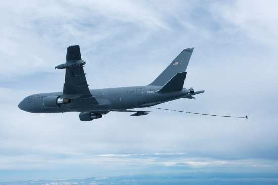 KC-46A centerline drogue