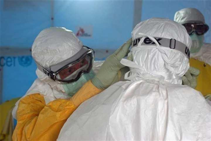 Ebola prep