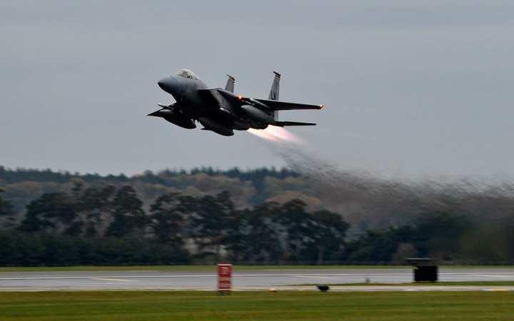 F-15Cs Incirlik