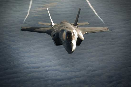 F-35B First Trans-Atlantic Flight | Video