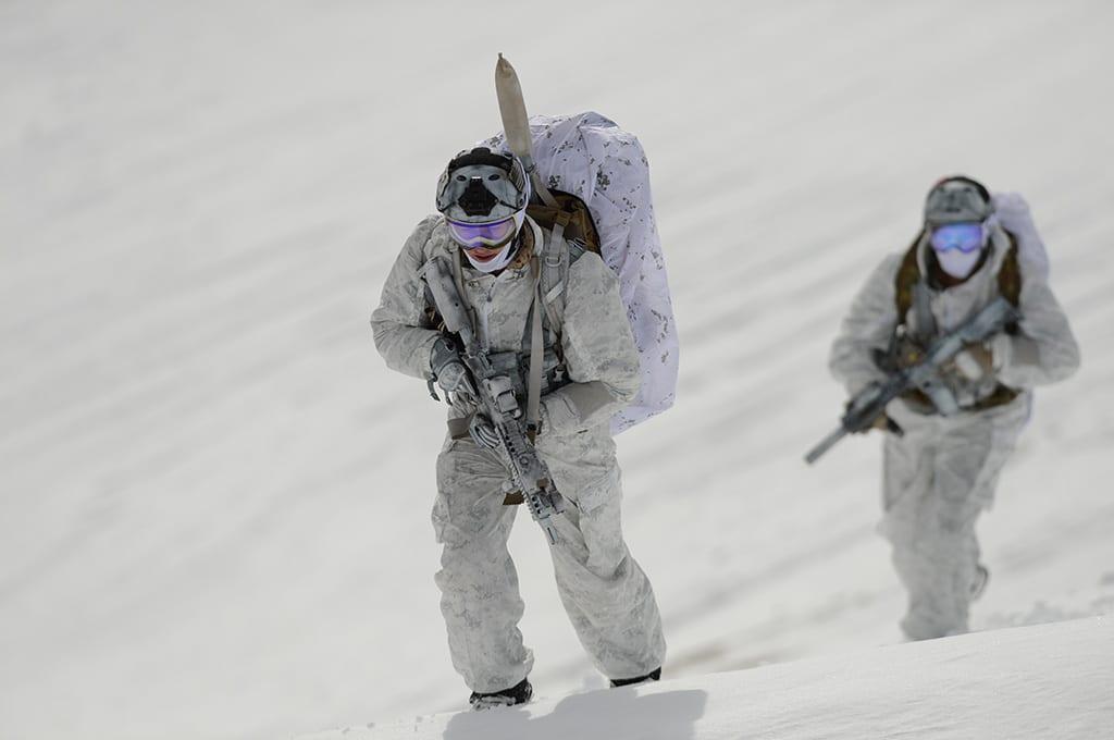 NAVSPECWARCOM winter warfare