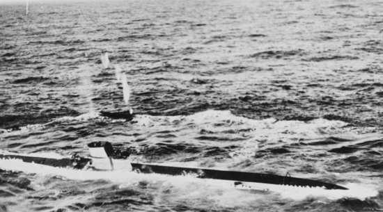 battle of the atlantic 1