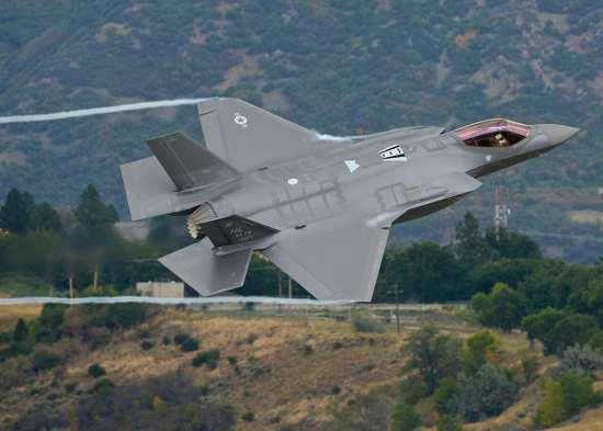 Air Force F-35A: Game Changer | Video