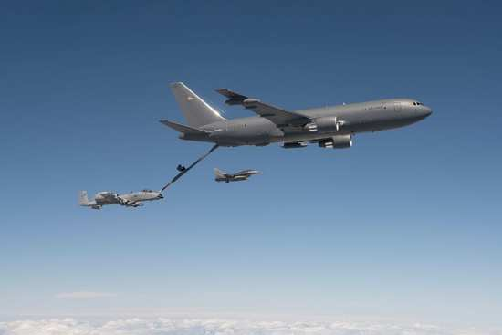 KC-46A Pegasus Air Refueling Operator Station | Video