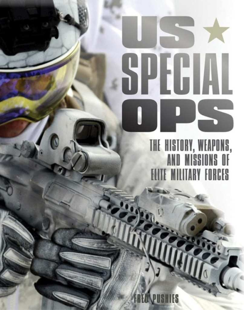 US Special Ops cover DMN