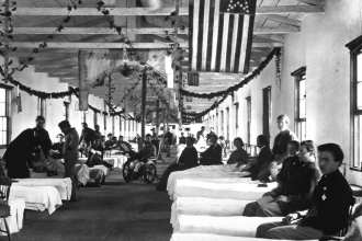 Military hospital, Civil War