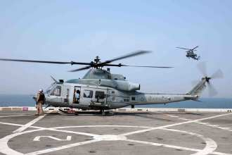 rotary-wing ah-1z uh-1y