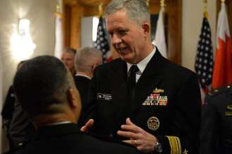 rear adm james shannon