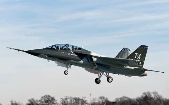 Boeing T-X Test Flight 360 Degree Video | Video