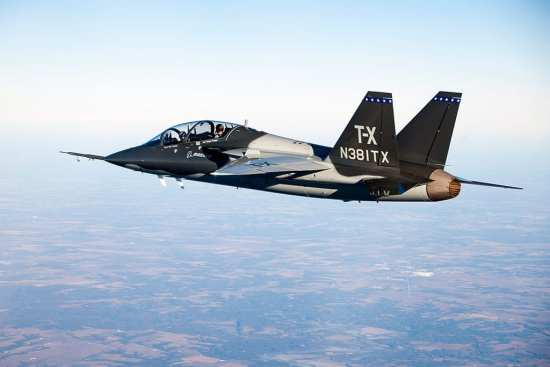 Boeing T-X Takes Off | Video