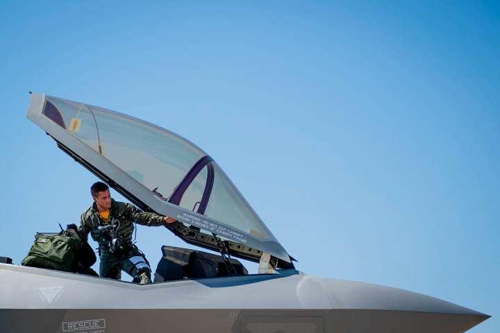 500th f-35 pilot