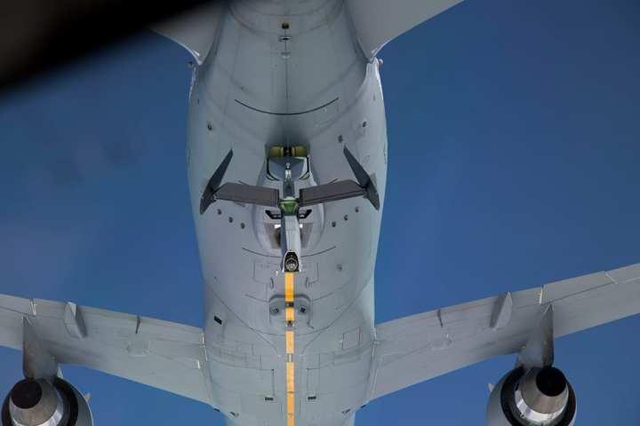 kc-46A to kc-46A