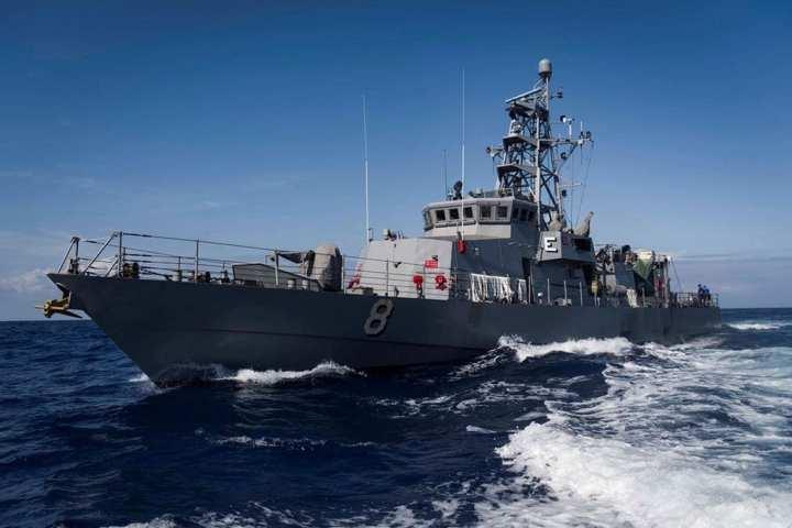 USS Zephyr (PC 8)