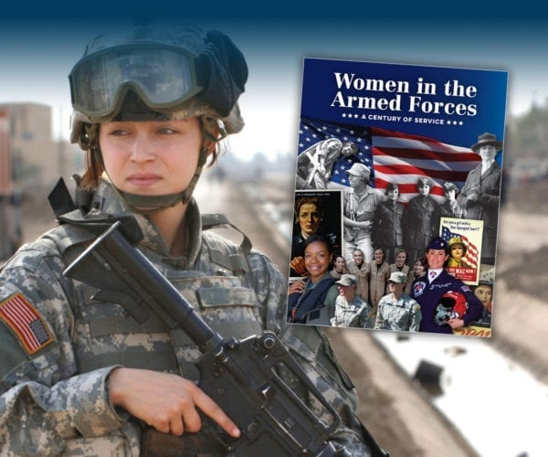 Women in the Armed Forces: Century of Service