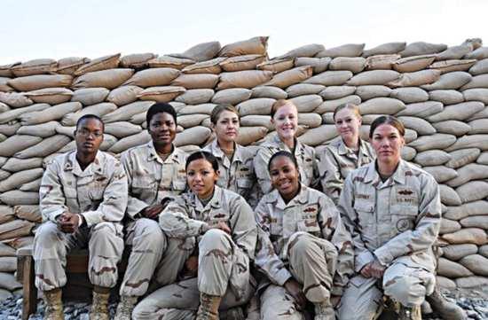 first all-female seabee team
