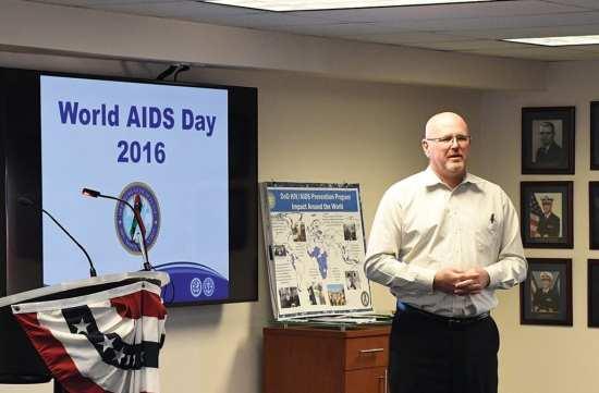 Shaffer AIDS fight