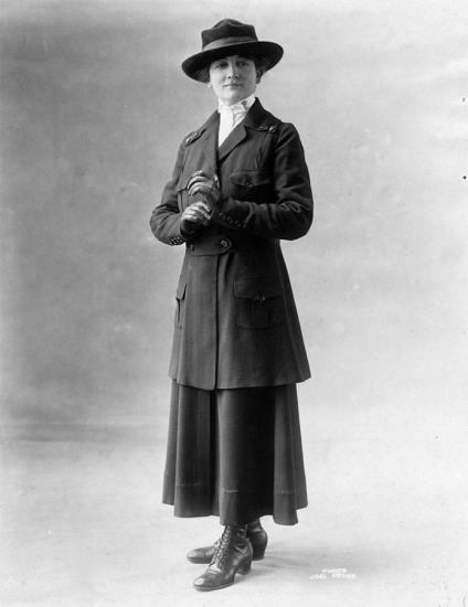 nurse WWI