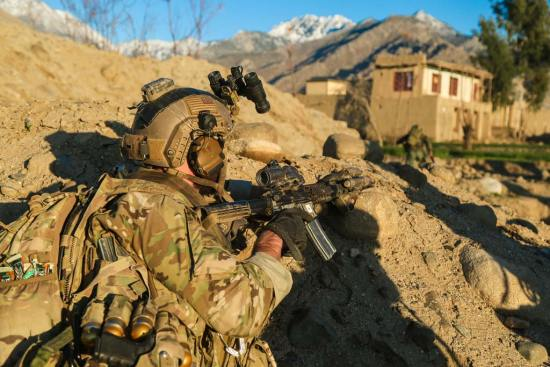 Special Forces and Afghan commandos USSOCOM year in review