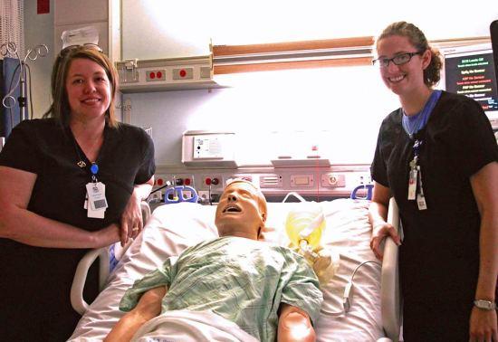 ICU-simulation-training